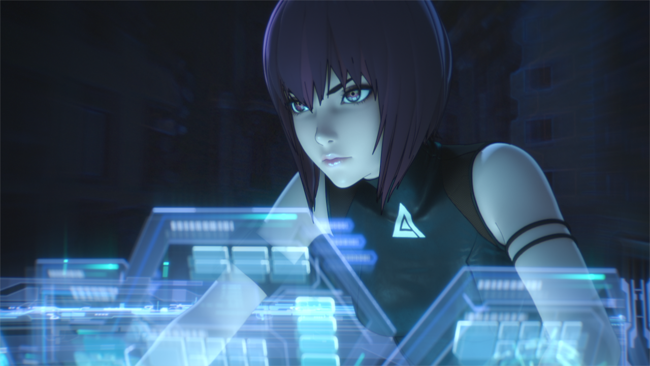 Ghost In The Shell Sac 2045 Reboot Or Sequel Does It Hold Up